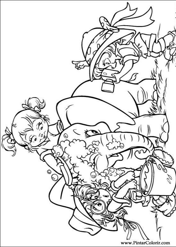 Desenhos para pintar e colorir alvin esquilos imprimir for Alvin da colorare