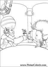 Pintar e Colorir Artur Maltazard - Desenho 015