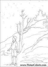 Pintar e Colorir As Cronicas De Narnia - Desenho 005