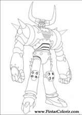 Pintar e Colorir Astro Boy - Desenho 021