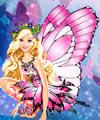 Desenhos Barbie Mariposa