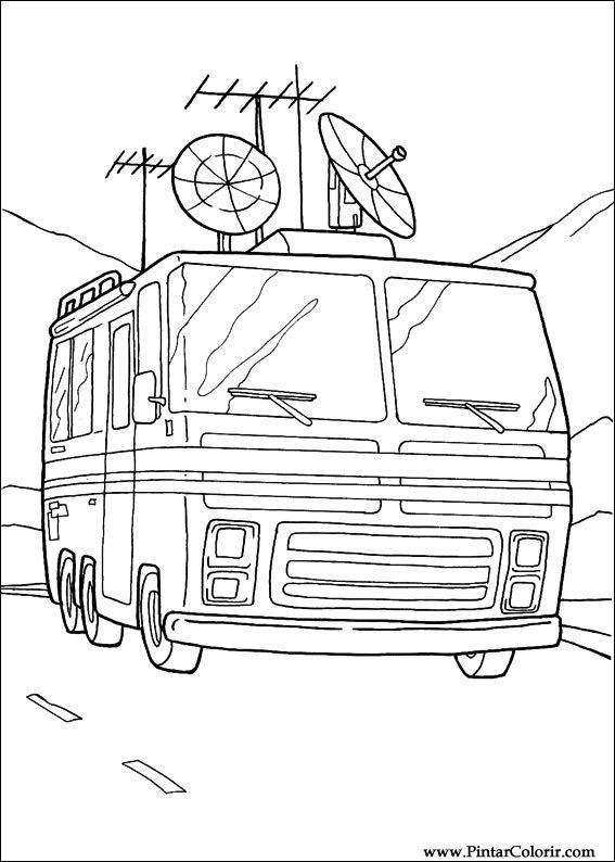 Drawings To Paint Amp Colour Ben 10 Print Design 038