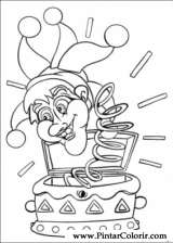 Pintar e Colorir Carnaval - Desenho 002