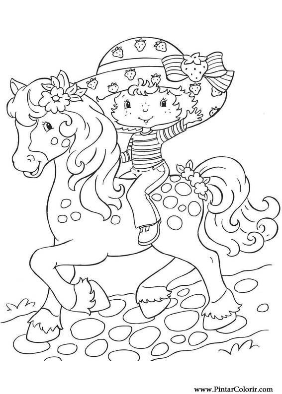 Kleurplaat Narnia Desenhos Para Pintar E Colorir Cavalos Imprimir Desenho 024