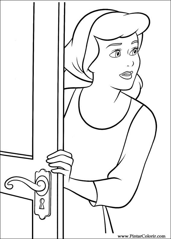 monsters inc doors coloring pages - photo#17