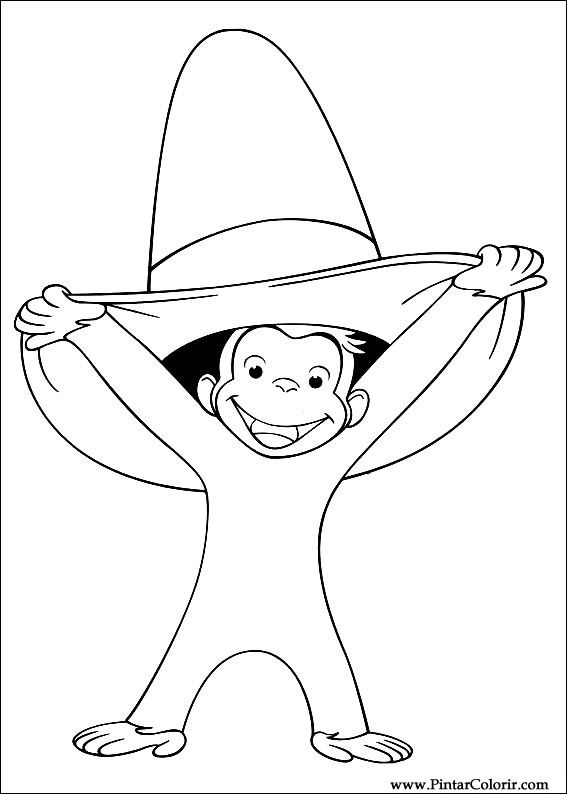 curious george coloring pages photosynthesis - photo#30
