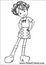 Pintar e Colorir Groovy Girls - Desenho 003