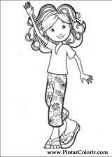 Pintar e Colorir Groovy Girls - Desenho 005