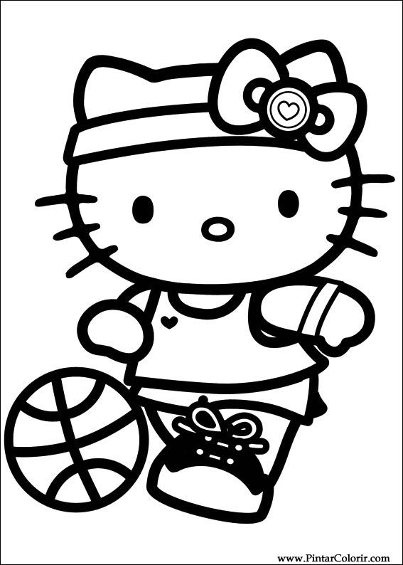 330738362935 further Princess in addition Draw A Girl's Face likewise Honda Cb750 Engine Cutaway also Pintar Colorir Hello Kitty 037. on new ariel car