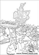 Pintar e Colorir Kids Next Door - Desenho 065