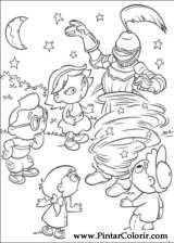 Pintar e Colorir Little Einsteins - Desenho 006