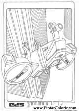 Pintar e Colorir Power Rangers - Desenho 071