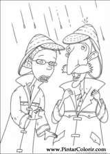 Pintar e Colorir Rugrats - Desenho 059