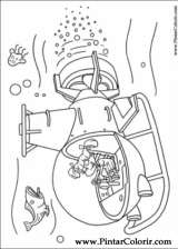 Pintar e Colorir Rugrats - Desenho 082