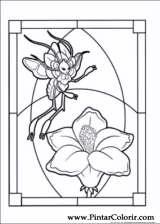 Pintar e Colorir Spiderwick - Desenho 006