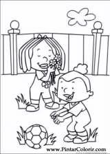 Pintar e Colorir Stanley - Desenho 003