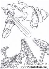 Pintar e Colorir Star Wars - Desenho 077