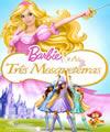 Desenhos Barbie 3 Mosqueteiras