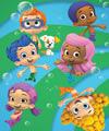 Desenhos Bubble Guppies