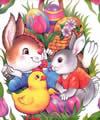 Desenhos Pascoas