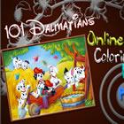 Colorir 101 Dalmatas